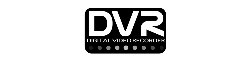 Registratori, DVR, NVR